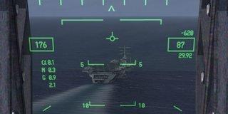 Carrier landing